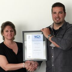 BasinTeck  obtains ISO Certification
