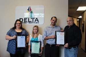 Delta Energy Services obtains ISO Certification