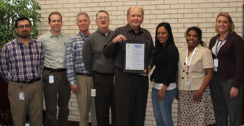 Geospace Technologies obtains ISO Certification