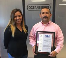 Oil_Subsea obtains ISO Certification
