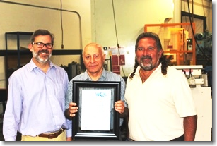 Scandic Springs obtain ISO Certification