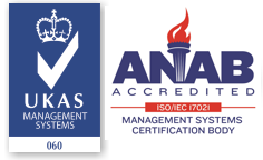 United Kingdom Accreditation Service - UKAS 060-A | 060-C